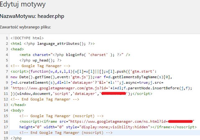 Podstawy Google Tag Managera