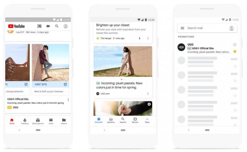 Tworzenie kampanii Discovery w Google Ads