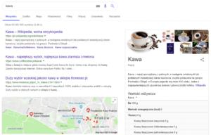 personalizacja wyników w google