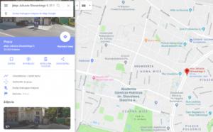 personalizacja wyników w mapach