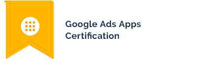 google ads apps certification
